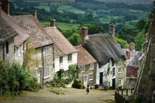 Yorkshire village